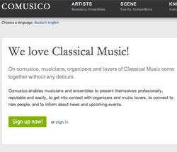 Musikalisch? Sicher! – comusico